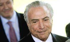Na reta final do impeachment, Temer tenta novamente unir o PMDB
