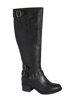 Intaglia Nashville Wide Calf Boot - Wide Width Available