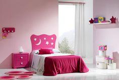 Dormitorios juveniles Estrella. Tu tienda online de cabeceros y camas de forja.
