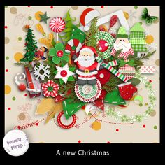 A new christmas by butterflyDsign http://www.digitalscrapbookingstudio.com/store/index.php?main_page=product_info&cPath=13_453&products_id=25663