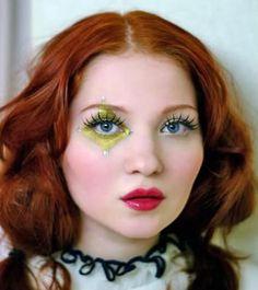 maquiagem para o carnaval 2014 basica