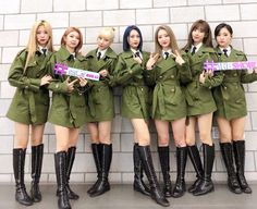 Kpop Girl Groups, Kpop Girls, I Miss Her, My Little Baby, Stage Outfits, Our Girl, Pop Fashion, New Day, My Idol