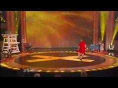 2009 TONY HOARD AND RORY dresseur de chiens #2 quart de finale Top 40
