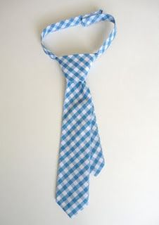 Toddler tie pattern & tutorial (up to size 5t)
