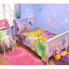 Tinkerbell bedding