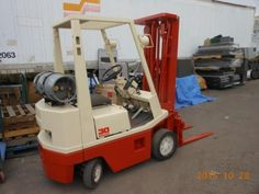 NISSAN FORKLIFT less than 4k hours on it. Always had routine maintenance done by certified mechanics. $7000 obo