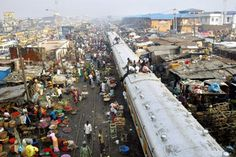 An overwhelming look at #Lagos #Nigeria