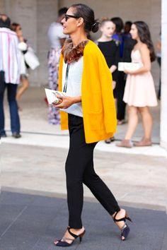 Style Diary: Marlien Rentmeester | www.elizabethstreet.com