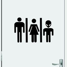 Willipan Silvi Lisasilvi On Pinterest - Cheap bathroom signs