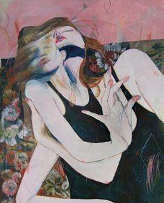 Alexandra Levasseur #art #painting