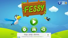 Fessy is a fast paced arcade game with unique, innovative and addictive tap to launch gameplay can be played by both kids and adults.