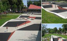 Car Park Turns into Public Park! - http://landarchs.com/car-park-turns-public-park/