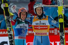 Stefan Kraft Photos: FIS Nordic World Cup: Four Hills Tournament