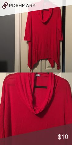 Shirt Used/wore once. Tops Tunics