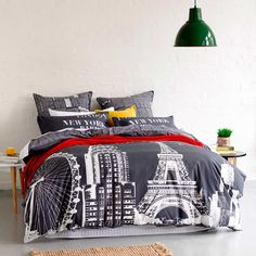 Home Republic World Traveller - Bedroom Quilt Covers & Coverlets - Adairs Online