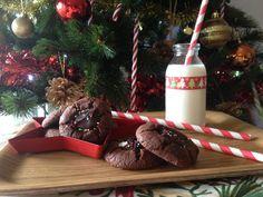 Le goûter du père noël: Bredele sablés au chocolat