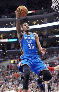 Kevin Durant-----Thunder