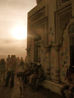 Hare Krishna Temple Hare Krishna Temple, Antara, Past, Spirituality, Places, Painting, Tinkerbell, World, Past Tense