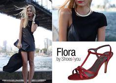 sandália Flora da Shoes4you <3  http://shoes4you.com.br