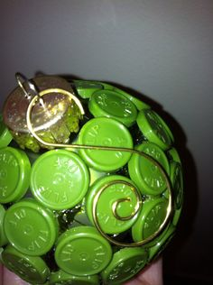 Med Cap Nursing Ornaments by BedazzledBadges on Etsy, $15.00