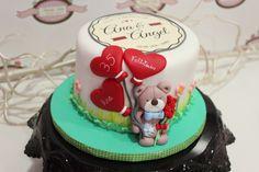 Tartas de Fondant Leganes, personalizamos tus tartas. Visítanos en www.fondantonline.es