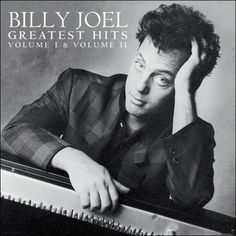 Billy Joel Album Covers | The Official Billy Joel Site