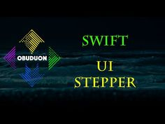 Mobuduon - Swift : UIStepper