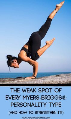 Strengthen your weaknesses according to your personality type! #INFJ #MBTI #INTJ #INTP #INFP #ESTJ #ENTJ #ENFP #ENTP #ISTJ #ISFJ