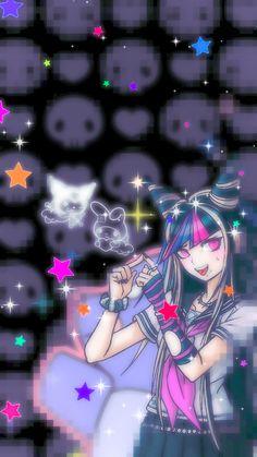 Goth Wallpaper, Wallpaper Animes, Anime Wallpaper Phone, Cool Anime Wallpapers, Cute Anime Wallpaper, Aesthetic Iphone Wallpaper, Animes Wallpapers, Anime Neko, Otaku Anime