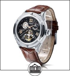 Time100 W60053G.02A W600 - Reloj pulsera mecácino para hombres de color marrón de  ✿ Relojes para hombre - (Gama media/alta) ✿