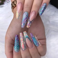 @Regrann from @nails_by_annabel_m - Nails for the beautiful @_nails.by.katie.l_ Products used :- All are available on my website. LINK in my bio✨ glamandglits ColourPop-boardwalk(purple), ColourPop- Beach Cruiser (deeper blue) Naked Acrylic - Strut(pale blue) Diamond Acrylic - Blue rain Fantasy Glitters are - Impulse, Pretty Plush And the flakes are joining site soon on sitewww.nailsbyannabel.co.uk LINK IN BIO WE SHIP WORLDWIDE Free shipping for order ...