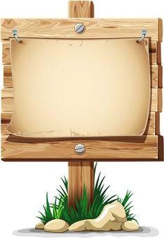 Wooden Board With Grass Vector – Best Unique Frame Ideas Plains Background, Frame Background, Paper Background, Page Borders Design, Border Design, Boarders And Frames, School Frame, Background Powerpoint, Dekoration