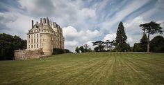 9 Castillo de Brissac - Maine y Loira - Francia