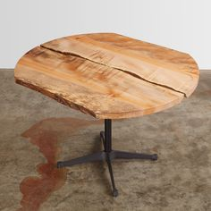 Urban Hardwoods maple table