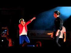 Niall Horan - Gangnam Style Cardiff 3/2/13 MATINEE