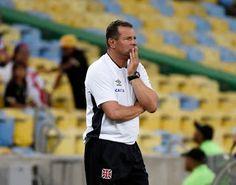 Blog Esportivo do Suíço:  Celso Roth não resiste a novo tropeço no Brasileiro e é demitido do Vasco