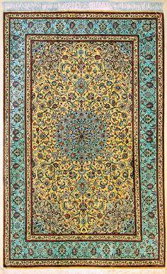 ペルシャ絨毯 (カシャーン/Kashan)|ペルシャ絨毯専門店アール パズリック(Art Pazuric) - ペルシャ絨毯(Persian Carpet)・西洋骨董(Antique)