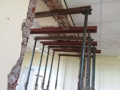 Removal Of Load Bearing Chimney Breast From Ground Floor