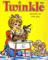 Nannie used to buy me twinkle. I was in the twinkle club and everything.