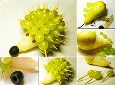 Fruit porcupine