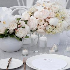 Table styling. Styling/concept design @styled_by_coco Gorgeous