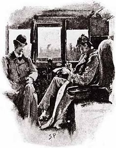 How Does Sir Arthur Conan Doyle Keep The Readers Interest In 'The Speckled Band'?