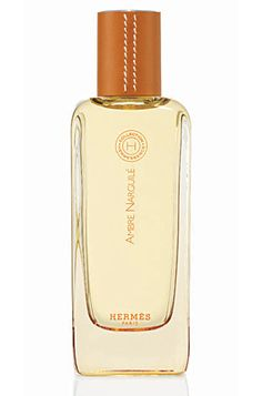 "Hermessence Ambre Narguile Hermes perfume - a fragrance for women and men 2004  |  ""a fruited amber honey mixed with the spiral curls of smoke of a blond tobacco, it conveys the Orient: hot, voluptuous, inspired by the savoury scents of the hookah."""