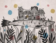 "Check out new work on my @Behance portfolio: ""Big Fish"" http://be.net/gallery/47253775/Big-Fish"