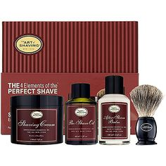 THE ART OF SHAVING The 4 Elements of the Perfect Shave™ - Sandalwood #Sephora #gifts #giftsforhim
