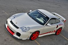 Porsche 996 GT2RS built by ZR Auto in Canada.