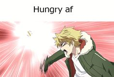 When you really love food :3 Yato & Yukine  ~Noragami~