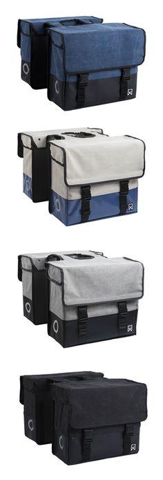 Nieuw! De Willex canvas Plus dubbele fietstas! Een supersterke tas, gemaakt van waterafstotend katoenen canvas. De bisonyl bodem houdt de tas langer mooi en vergemakkelijkt het vullen, ook geschikt voor e-bikes, de binnenkant is gevoerd met waterdichte stof en eenvoudig en stabiel te bevestigen met de gepatenteerde Willex® klemhaken (er is geen gereedschap nodig). Verkrijgbaar in 30, 40, 48, 57 en 67 liter!