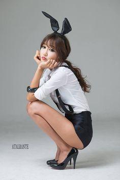 Bunny girls Asian