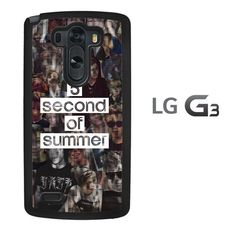 5 second of summer collage C0014 LG G3 Case